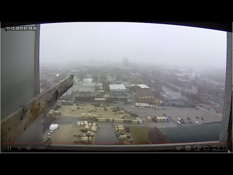 Genuity Networks Live Peregrine Falcon Feed3 (Manchester, NH, USA)