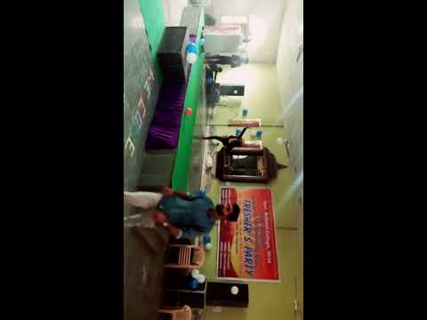 red light song bhangra in fresher party G. N.C. Sirsa