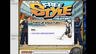 freestyle street basketball cheat