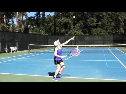 Rachel Cooper's Tennis Video