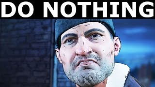 Do Nothing In The Walking Dead Season 3 A New Frontier Episode 2 - Ties That Bind (No Commentary)