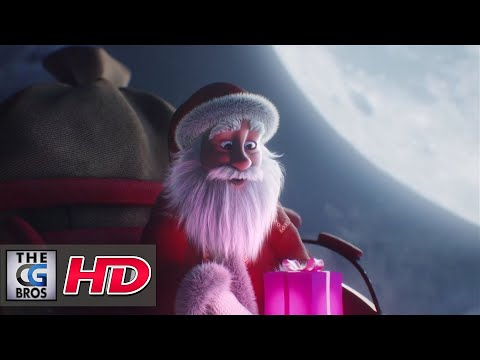 "CGI 3D Animated Spot: ""Get More Out of Giving"" - by Milford Creative Studios"