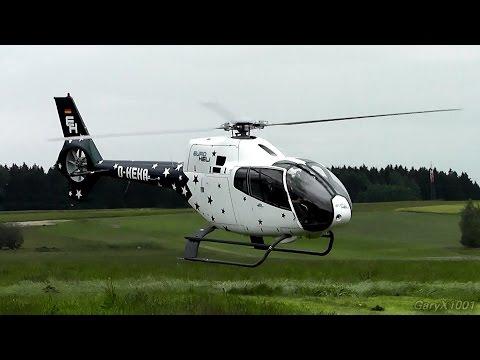 EC-120 Eurocopter Take Off