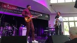 Julian Vaughn - Bona Fide @ 8th Mallorca Smooth Jazz Festival