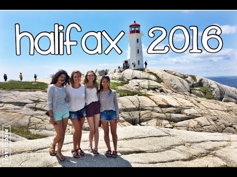 From West to East Coast | Halifax 2016