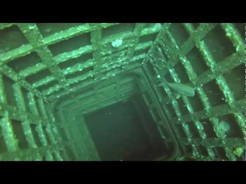 GoPro HD: Diving the HMAS Adelaide uncut