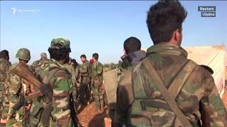Սիրիական բանակը տանկեր հրետանի և հարյուրավոր զինծառայողներ է տեղակայել Մանբիջի մոտ