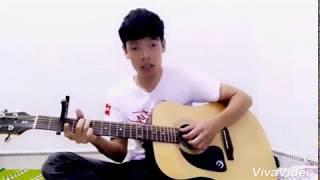 Khi Người Mình Yêu Khóc Guitar