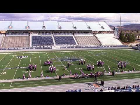 Spanish Springs High School Cougar Band 2017 - Sierra Band Crusade