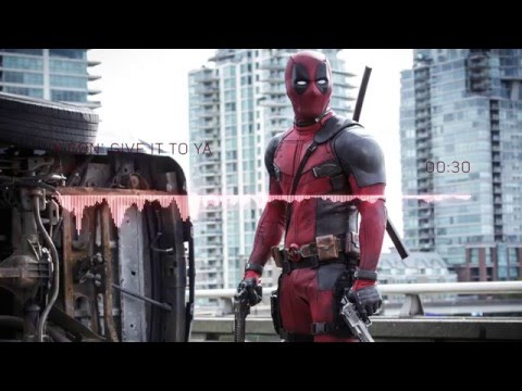 DMX - X Gon' Give It To Ya (OST Deadpool)
