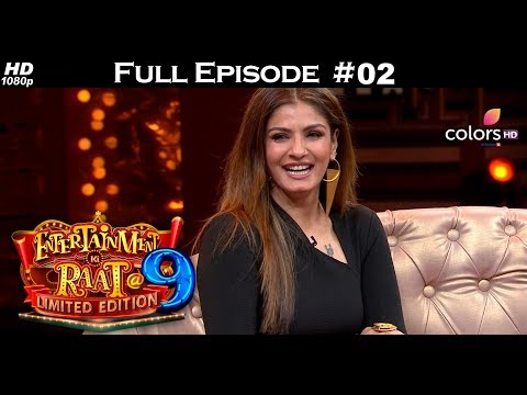 Entertainment Ki Raat-Season 2- Farah & Raveena -22nd April 2018-एंटरटेनमेंट की रात  - Full Episode