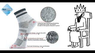 Качественные спортивные носки с Aliexpress, 2 пары ☛ Ссылка на товар: http://ru.aliexpress.com/item/Free-shipping-autumn-and-winter-socks-unisex-...