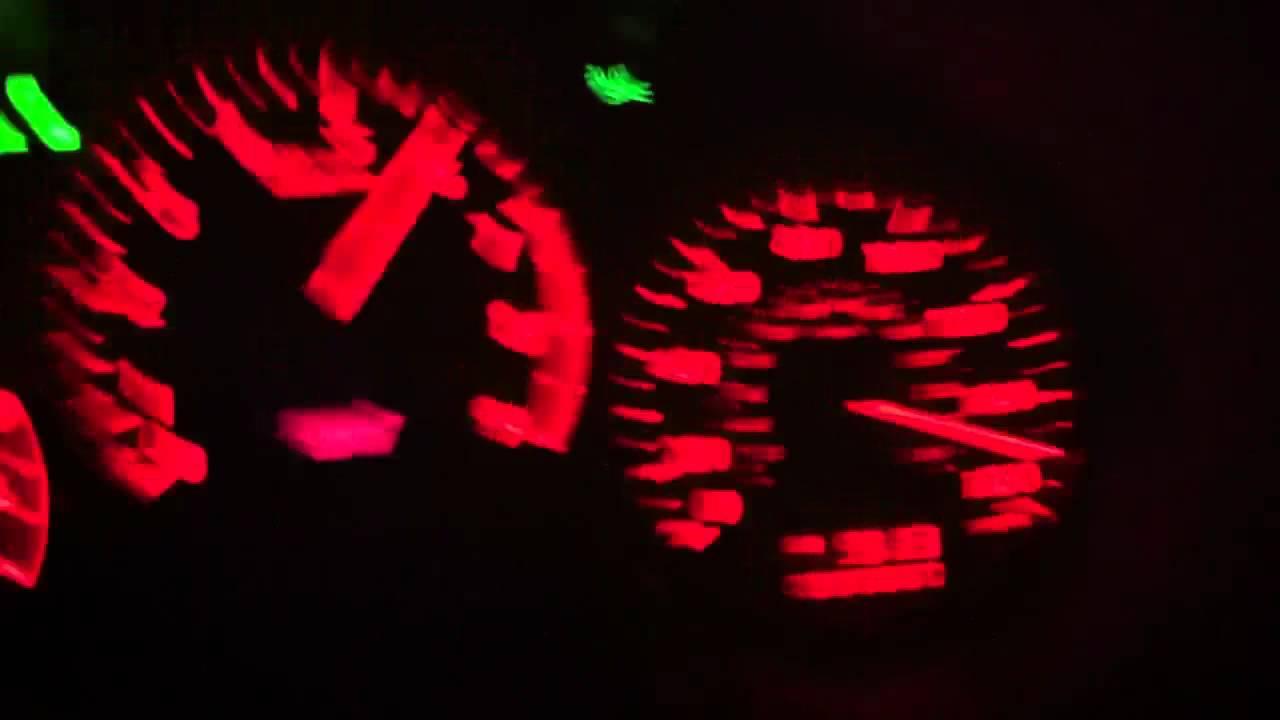 2007 STI Top Speed (155 MPH-Stock) - YouTube