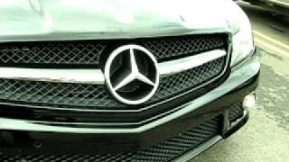 Test Drive Inspection 2009 Mercedes-Benz SL Class SL63 AMG Roadster 2dr Luxury Sports...