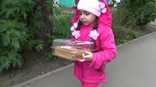 Торт на День Рождения ПАПЫ! WALING To Buy a CAKE.