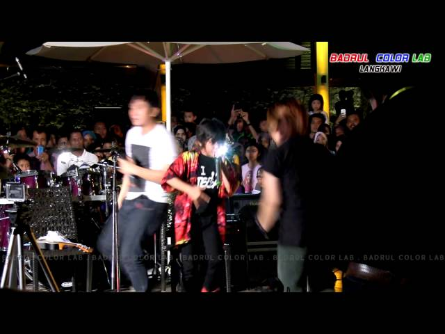 TEGAR - BEAT BOX (FESTIVAL BUSKERS LANGKAWI) FULL HD Travel Video