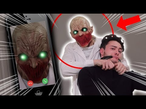 CALLING THE GHOUL DOCTOR ON FACETIME AT 3 AM!! (JESTER GETS TAKEN!!)