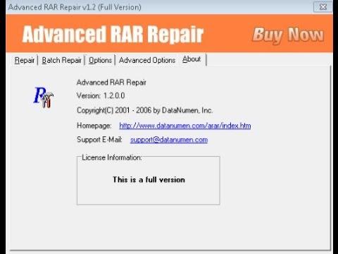 datanumen zip repair 2.2 full version