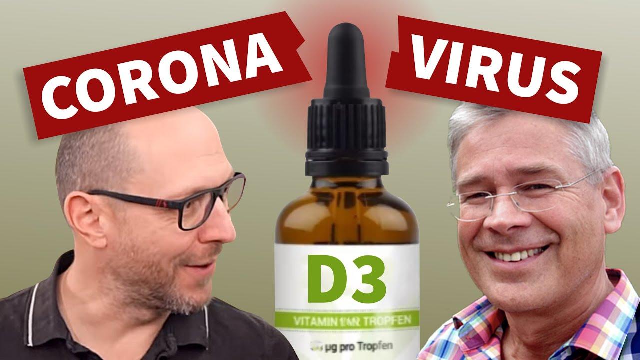 Coronavirus - Bewaffne dich mit Vitamin D | Interview Dr. von Helden