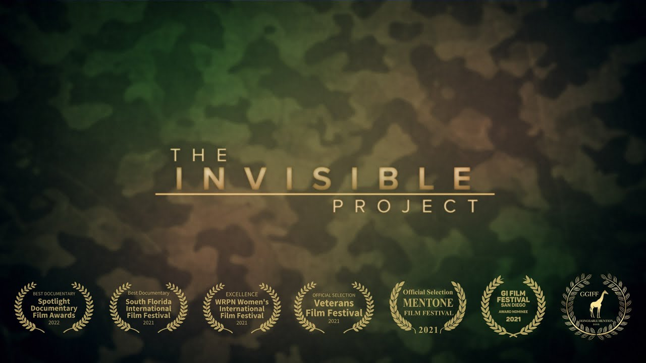 The Invisible Project Trailer