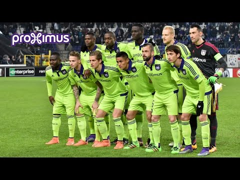 RSC Anderlecht 1-0 Olympiacos FC