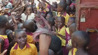 Jasmine Jones building schools in East Africa