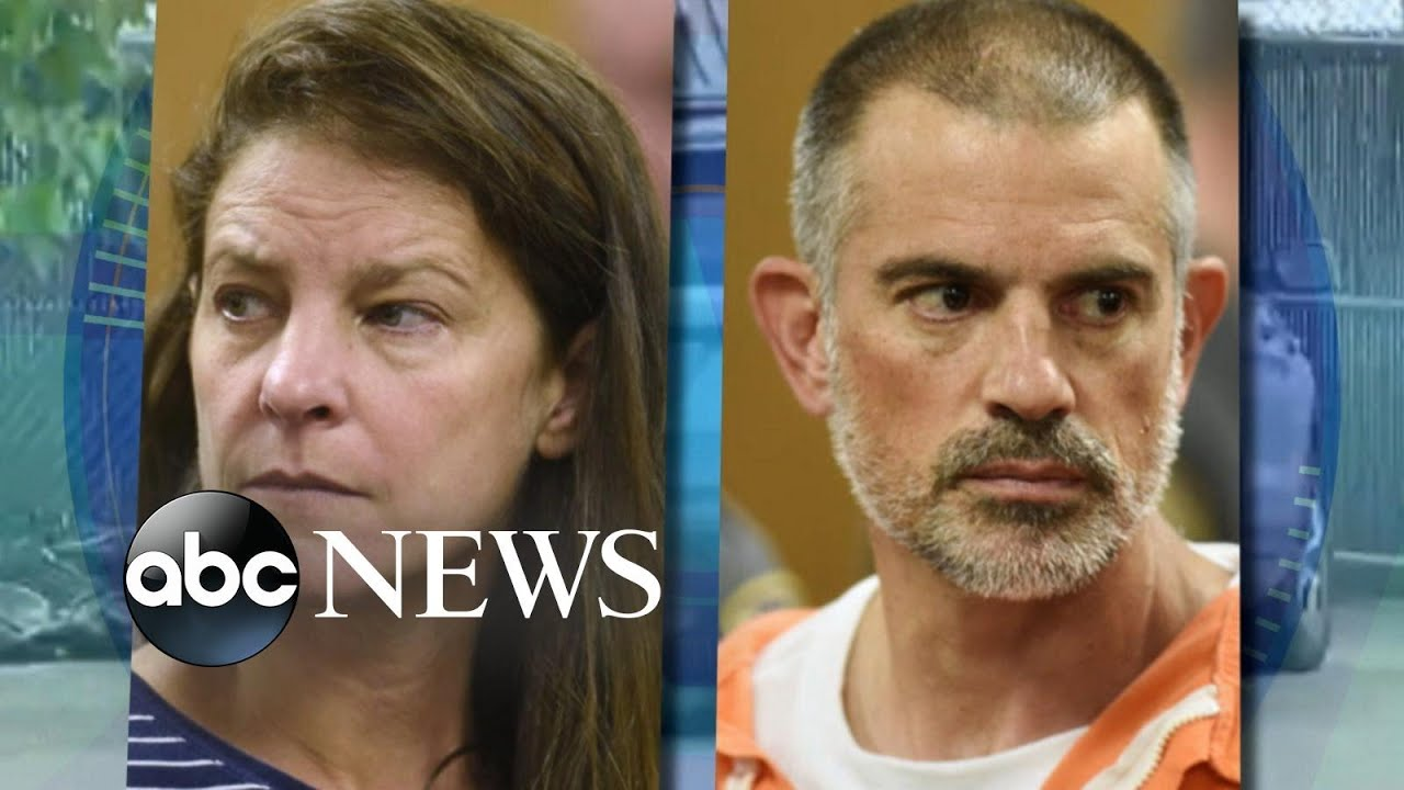 Suspects in court over disappearance of Connecticut mom