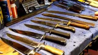 Repeat youtube video Bowie Knives: The Blade.