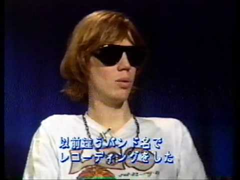 Sonic Youth interview 1988