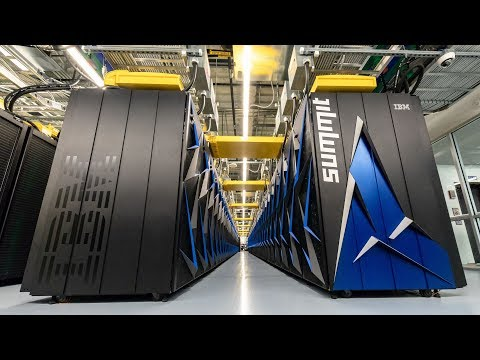 U.S. Launches The World's Most Powerful Supercomputer: 200,000 Trillion Calculations Per Second: