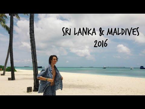Sri Lanka & Maldives 2016
