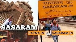 Patna junction to sasaram junction by train || sasaram city view || sasaram railway junction