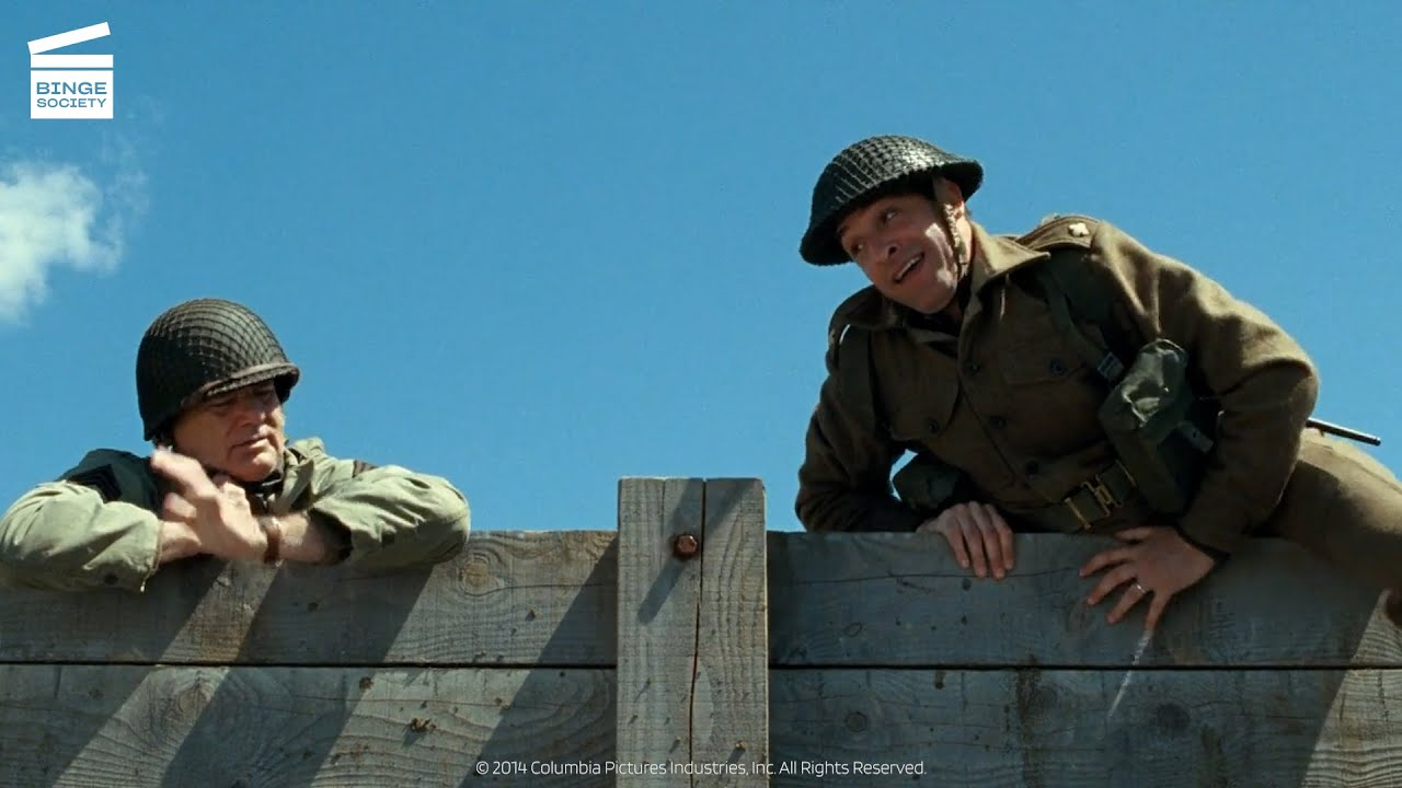 Download The Monuments Men: They're not blanks (HD CLIP)