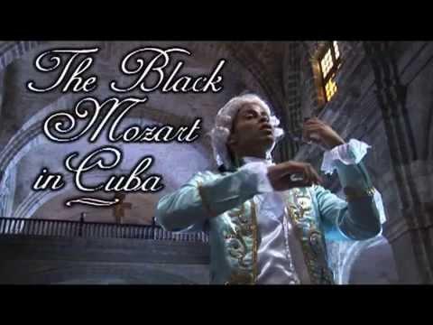 Black Mozart in Cuba