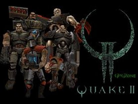 Oculus Rift DK2. Quake 2 VR Gameplay Ep. 2 - Tiros, sange y rock and roll.