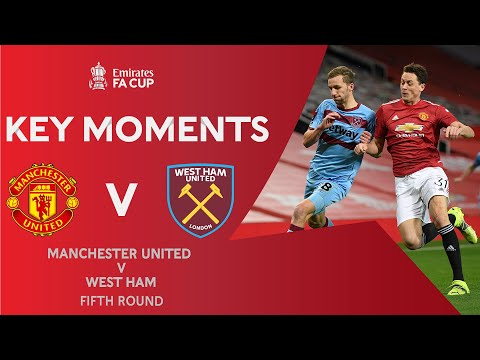 Manchester United West Ham Goals And Highlights