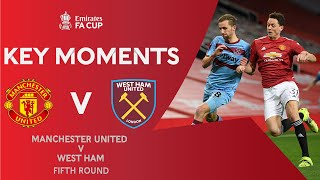 Manchester United v West Ham | Emirates <b>FA Cup</b> 2020-21