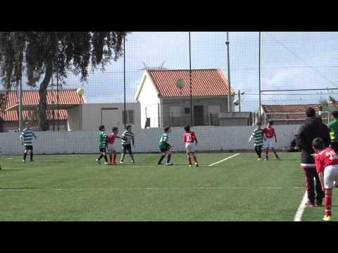 Torneio Barreirense - EAS Corroios 6 - 1 BEF