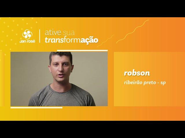 Ative sua Transformação - Robson