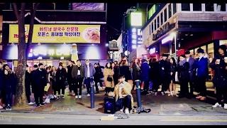 """일반인 남학생의 미친 고음 라이브 (feat. 관객 떼창) - 더크로스 """"Don"""