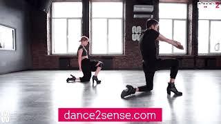 Glyuk'oza - Glyuk'oza nostra - vogue dance choreography by Nikita BONCHINCHE - Dance2sense