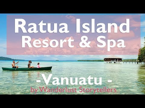 A Luxurious Stay on Ratua Private Island in Vanuatu