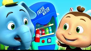 Vending Machine | Loco Nuts | Cartoon Videos For Kids