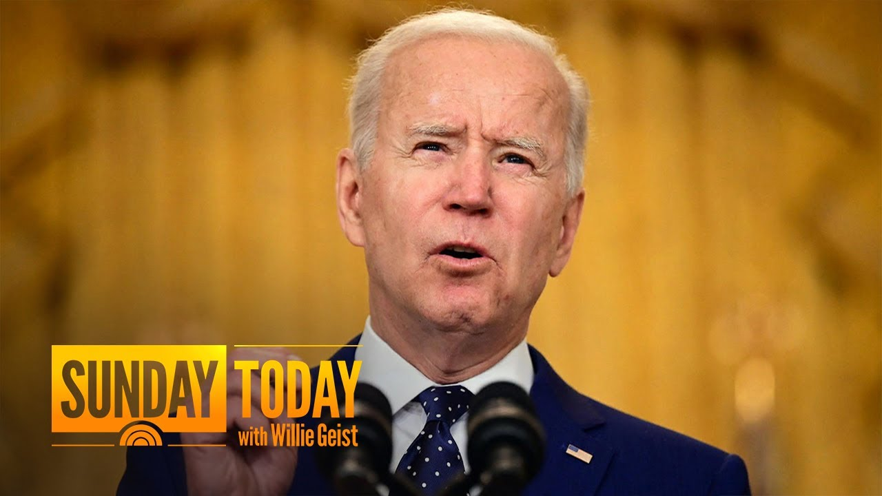 Biden's First 100 Days: What Has He Accomplished? | Sunday TODAY