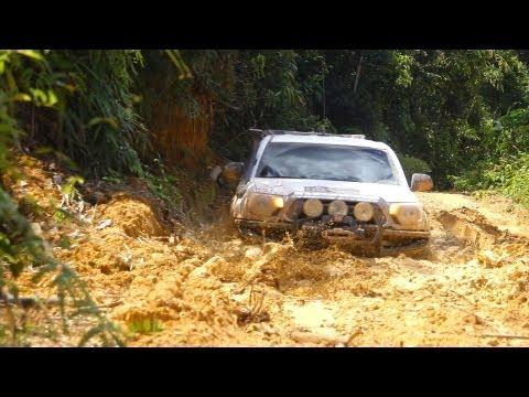 Alta Ruta 4x4 -  Expedición Pauti 2013 - Full Barro