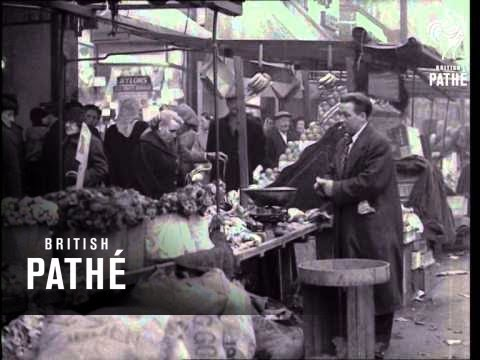Street Markets (1950)