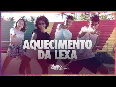 Aquecimento da Lexa - Lexa Coreografia  Dance
