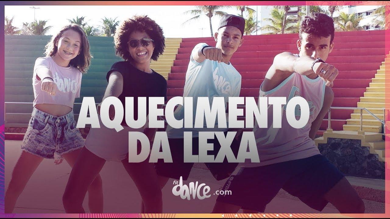 Aquecimento da Lexa - Lexa (Coreografia Oficial) Dance Video