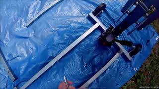 Harbor Freight Riding Mower Lift Assembly