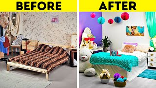 Easy Ways To Upgŗade Your Bedroom || Cool Home Organizing And Decorating Hacks
